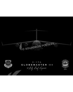 c-17 6 AS jet black SP00791-FEAT-jet-black-aircraft-lithograph