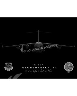 c-17 8 AS jet black SP00793-FEAT-jet-black-aircraft-lithograph