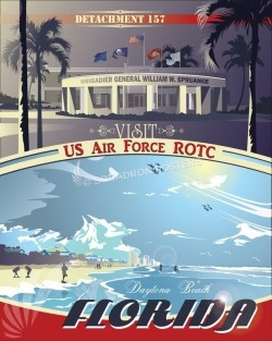 embry-riddle-college-poster-print