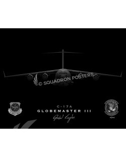 jet black 15th AS SP00808-FEAT-jet-black-aircraft-lithograph