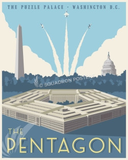 pentagon-washington-dc-military-aviation-poster-art