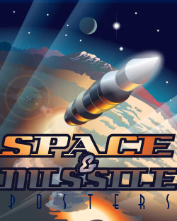 Space Rockets, Missiles & Satellites