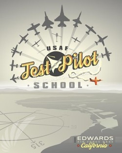 test-pilot-military-aviation-poster-art-print
