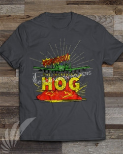 Superhero A-10 Incrediblehog – Shirt