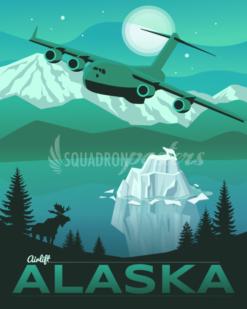 Alaska C-17 poster