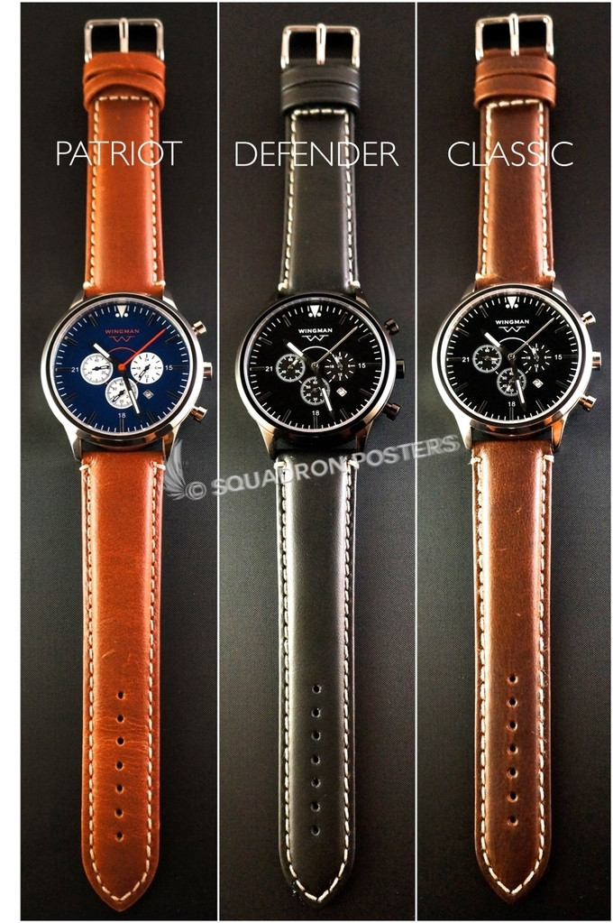 """Wingman Watches"" - THE COLLECTION"