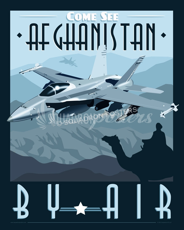 F-18 – Squadron Posters