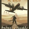 Al Udeid - C-130J - 746 EAS Al_Udeid_AB_C-130J_746_EAS_SP01439-featured-aircraft-lithograph-vintage-airplane-poster-art