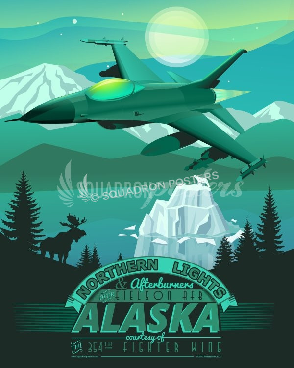 alaska-eielson-afb-f-16-military-aviation-poster-art-print-gift