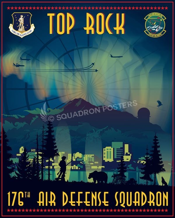 Alaska_Elemendorf_176th_ADS_SP01523-featured-aircraft-lithograph-vintage-airplane-poster-art
