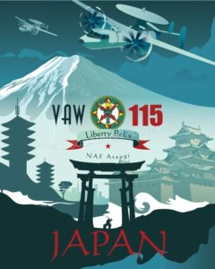 Atsugi_Japan_E-2C_VAW-115_SP01099-featured-aircraft-lithograph-vintage-airplane-poster-art