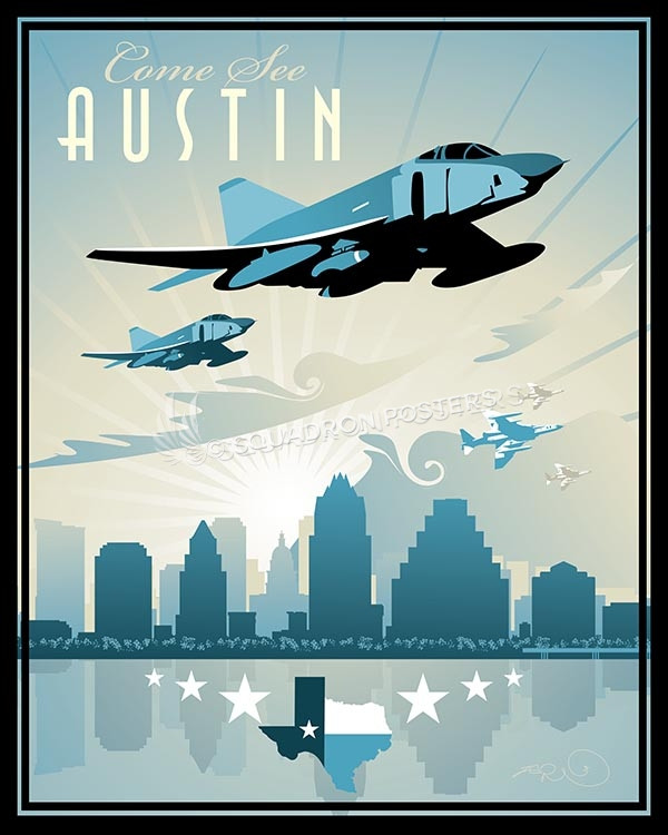 Shop By Military Base Squadron Posters