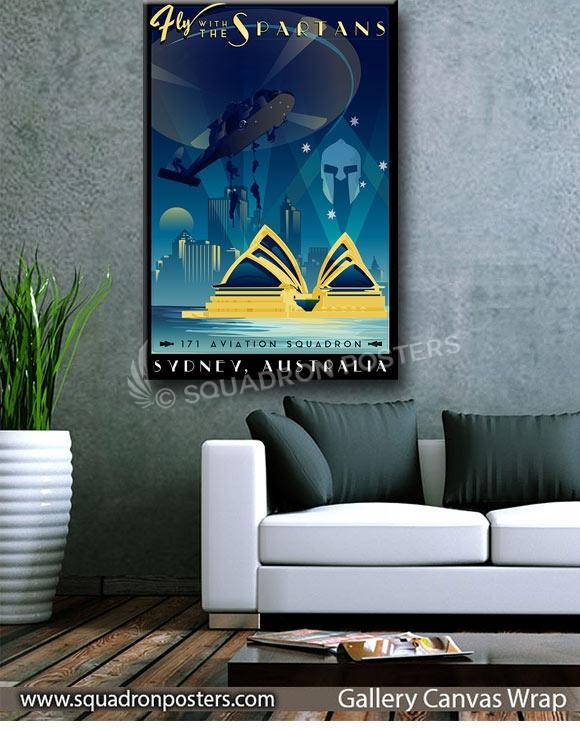Australia_S70A_Blackhawk_171_Aviation_Sq_SP00870-squadron-posters-vintage-canvas-wrap-aviation-prints