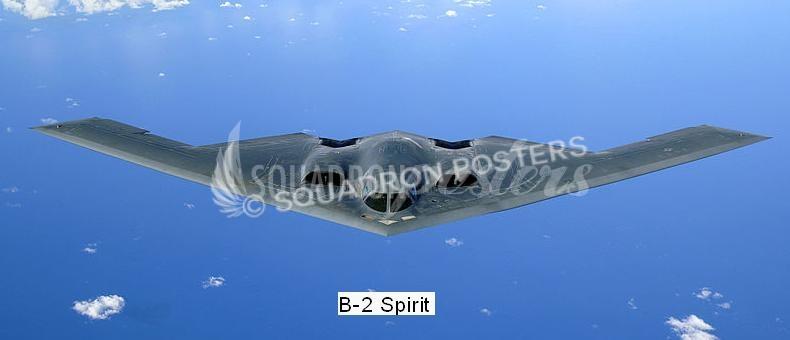 B-2 Spirit – 393rd Bomb Squadron, Whiteman AFB – Squadron ...