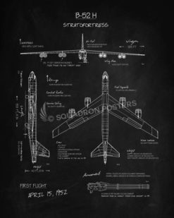 B-52_Stratofortress_Blackboard_SP00903-featured-aircraft-lithograph-vintage-airplane-poster-art