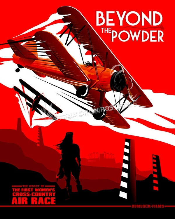 Beyond Powder SP00526-vintage-military-aviation-travel-poster-art-print-gift