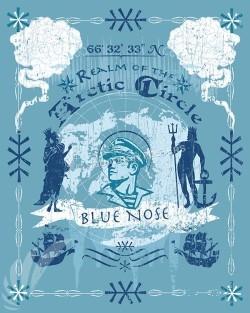 Blue Nose naval art Blue Nose SP00581-vintage-military-aviation-travel-poster-art-print-gift