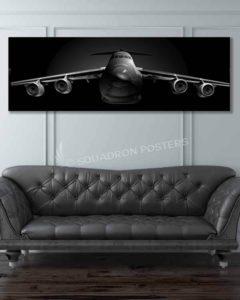 C-5 Jet Black Lithos