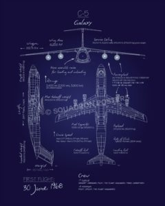C5_Galaxy_Blueprint_SP00863-featured-aircraft-lithograph-vintage-airplane-poster-art