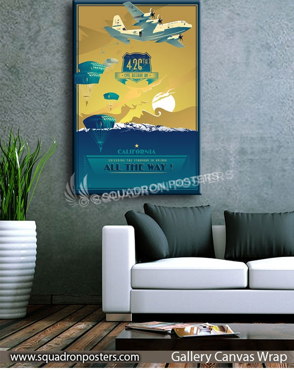 California_C-130_426th_Civil_Affairs_BN_SP00934-squadron-posters-vintage-canvas-wrap-aviation-prints