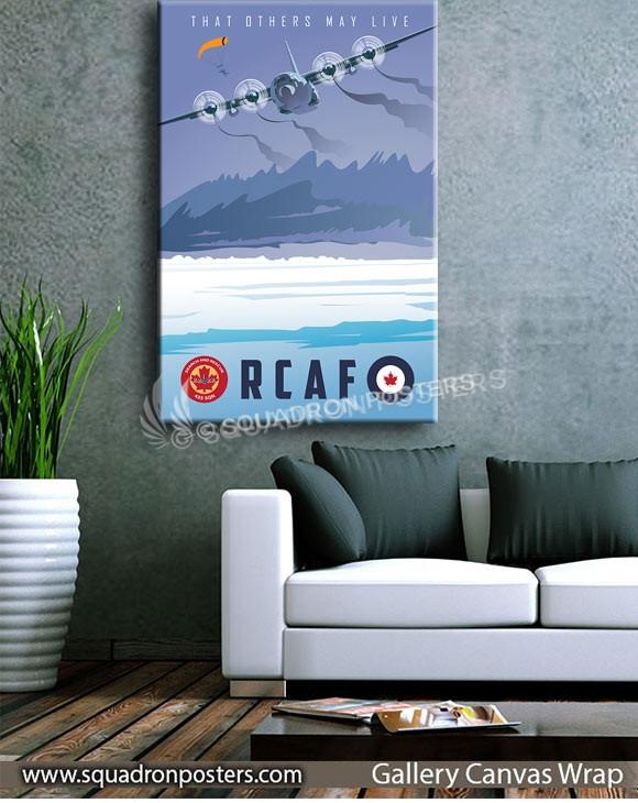 Canada_CC-130_435_SQN_SP01059-squadron-posters-vintage-canvas-wrap-aviation-prints