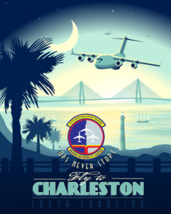 Charleston_AFB_C-17_437_OSS_16x20_FINAL_ModifySB_SP02035Mfeatured-aircraft-lithograph-vintage-airplane-poster
