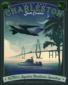 Charleston_AFB_C-17_628th_LRS_SP01524-featured-aircraft-lithograph-vintage-airplane-poster-art