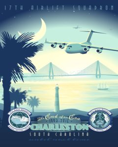 Charleston C-17 17th AS SP00726 feature-vintage-print