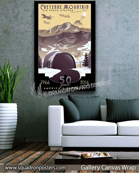 Cheyenne_Mountain_AF_Station_SP00971-squadron-posters-vintage-canvas-wrap-aviation-prints
