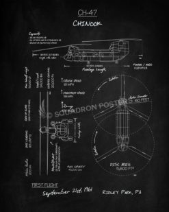 Chinook_CH-47_Blackboard_SP00851-featured-aircraft-lithograph-vintage-airplane-poster-art
