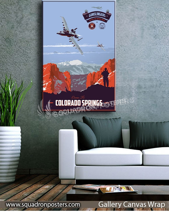 Colorado_A-10_13_ASOS_Gunslingers_v2_SP01327-squadron-posters-vintage-canvas-wrap-aviation-prints