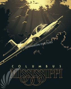 Columbus_T-37_SP00928-featured-aircraft-lithograph-vintage-airplane-poster-art