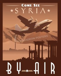 come_see_syria_c-130_sp01126-featured-aircraft-lithograph-vintage-airplane-poster-art