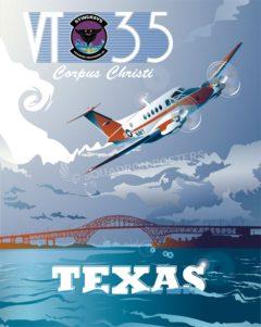 Corpus Christi TC-12B VT-35 v2 SP00637 feature-vintage-print