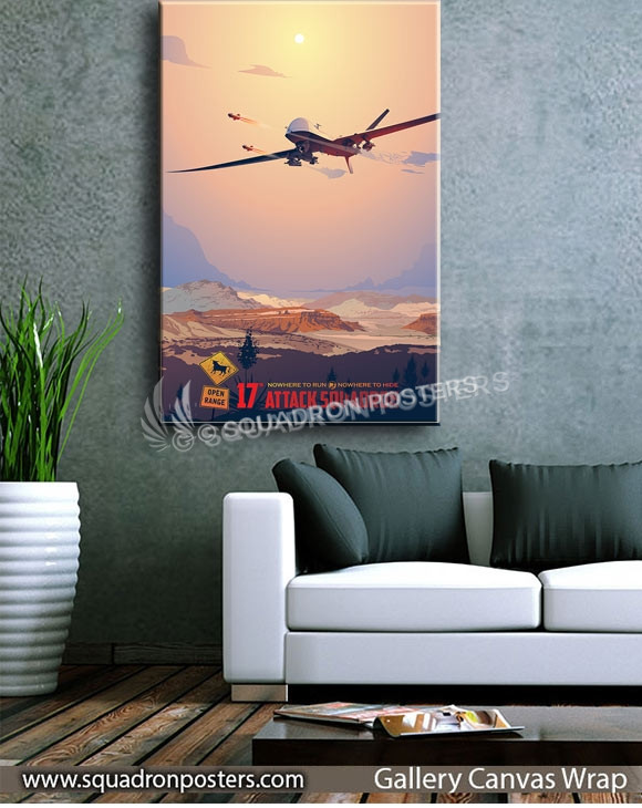 Creech_AFB_MQ-9_17th_ATKS_SP01455-squadron-posters-vintage-canvas-wrap-aviation-prints
