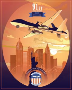 Creech_AFB_Vegas_MQ-9_91st_ATKS_SP01100-featured-aircraft-lithograph-vintage-airplane-poster-art