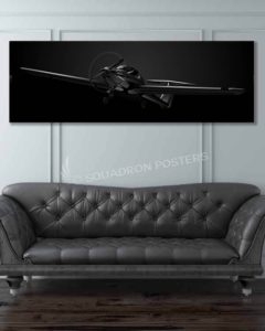 DA-20 katana black usaf isf super wide-featured-image-military-canvas