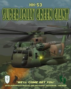 HH-53 Super Jolly Green Giant