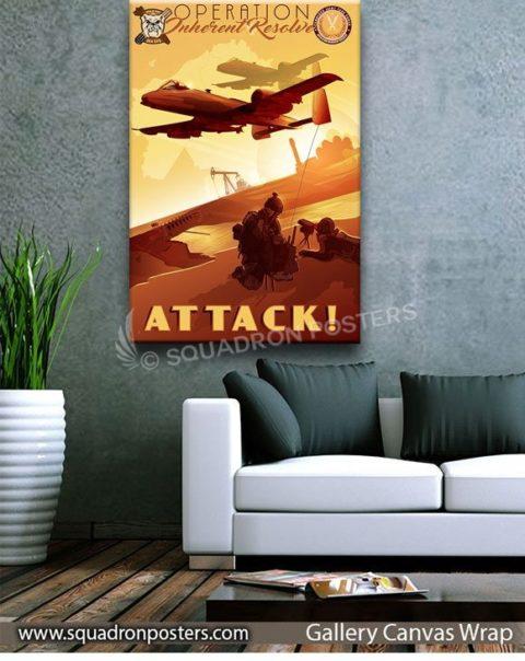 Davis-Monthan_A-10_354th_EFS_SP01488-squadron-posters-vintage-canvas-wrap-aviation-prints