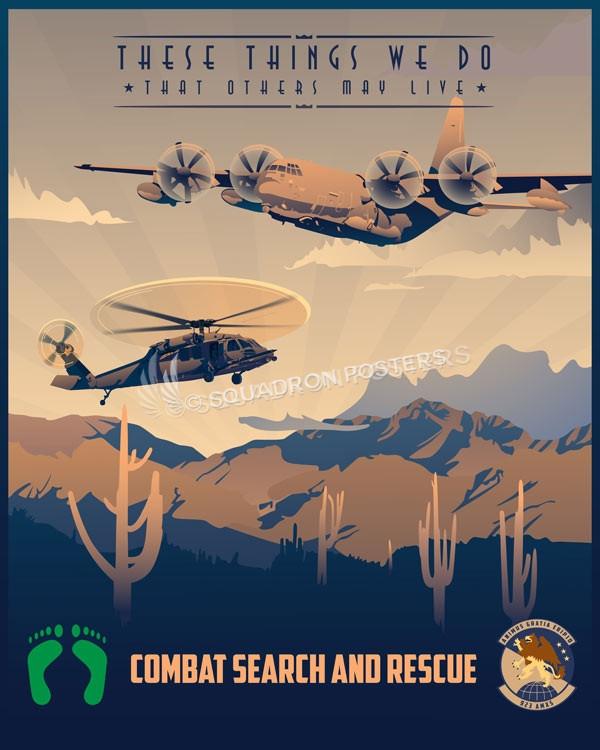 Davis Monthan Afb 923 Amxs Squadron Posters