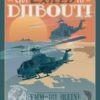 Djibouti VMM-161 Djibouti_Cobra_VMM-161_SP00875-featured-aircraft-lithograph-vintage-airplane-poster-art