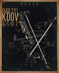 Dover_AFB_KDOV_airfield_map_SP00893-featured-aircraft-lithograph-vintage-airplane-poster-art