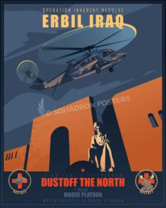 Erbil, Iraq 1-111th GSAB MH-60M erbil_iraq_hh-60m_charlie_co_1-111th_gsab_v2_sp01227-featured-aircraft-lithograph-vintage-airplane-poster-art