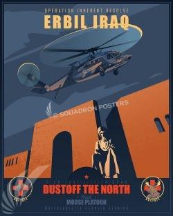 Erbil, Iraq 1-111th GSAB MH-60M erbil_iraq_hh-60m_charlie_co_1-111th_gsab_v2_sp01227-featured-aircraft-lithograph-vintage-airplane-poster-art