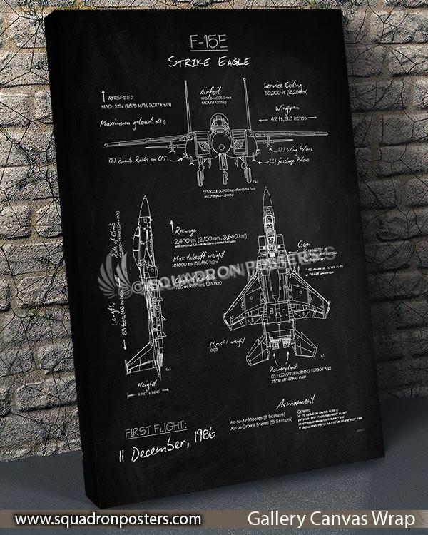 F-15E_Blackboard_SP00866-vintage-travel-poster-aviation-squadron-print-poster-art