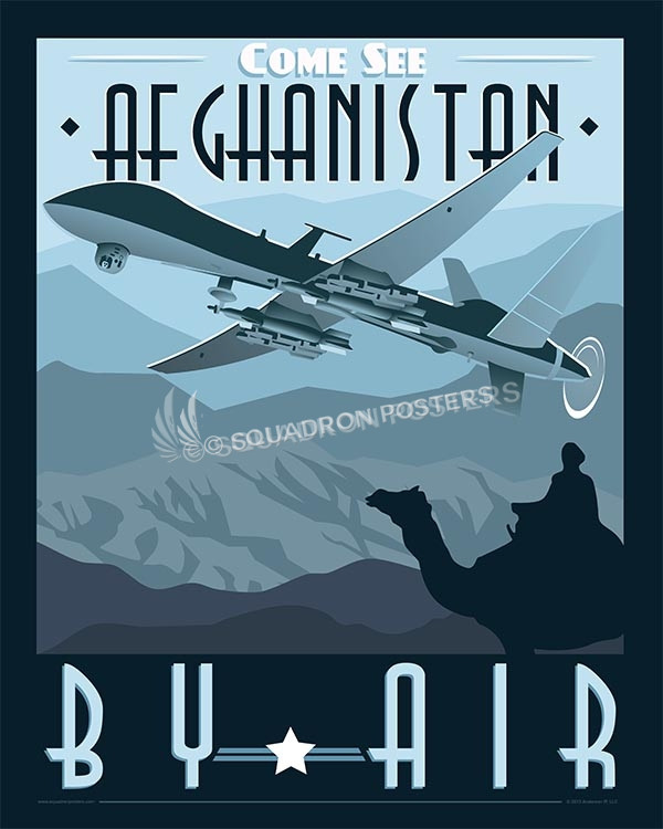 come-See-Afghanistan-by-air-mq-9-military-aviation-poster-art-print-gift