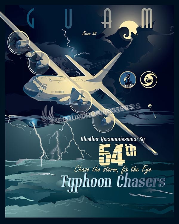 54th Weather Reconnaissance Squadron