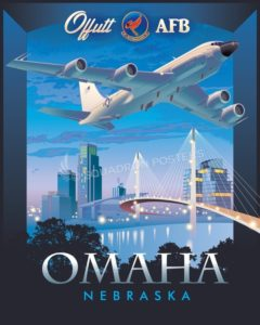 Offutt AFB RC-135 38th RS offutt-afb-rc-135-38th-rs-military-aviation-poster-art-print-gift