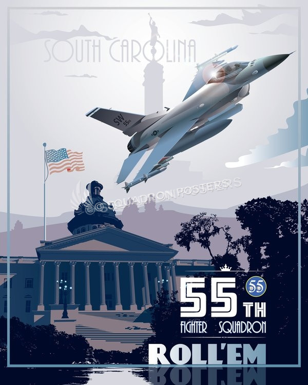55th Fighter Squadron