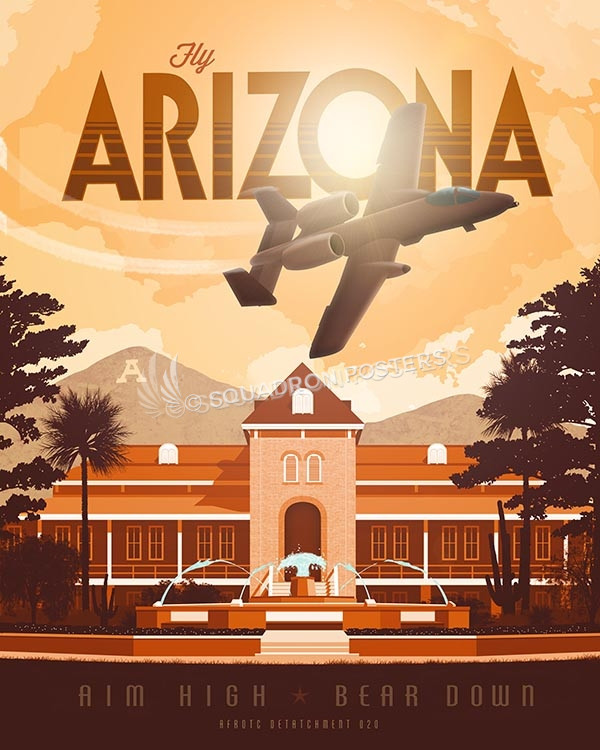 University of Arizona (DET 020)